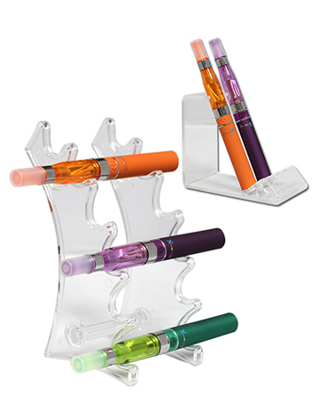 Vaporizer Acrylic Display