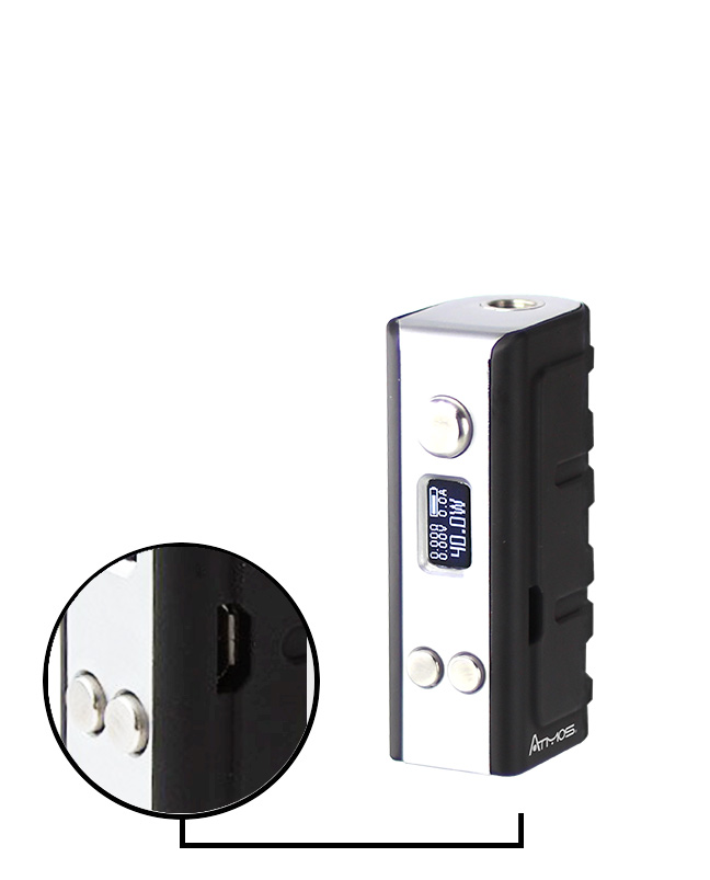 i40TC J Mini Box Mod Kit