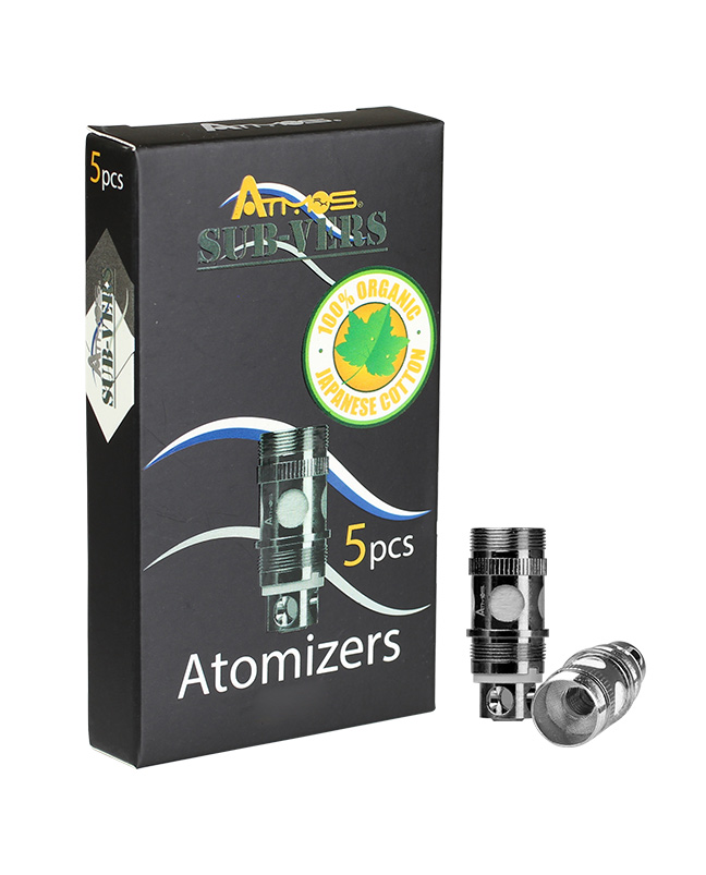 Sub Vers Replacement Atomizer 5 Pack