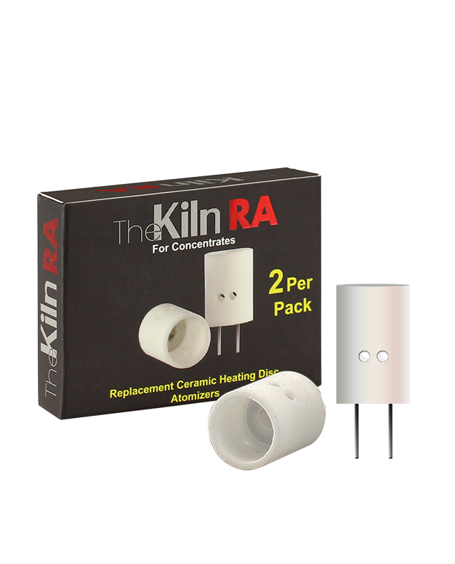 Kiln RA Replacement Atomizer 2 Pack