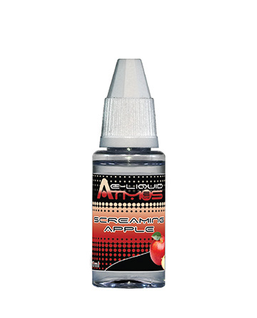 Vapor Liquid & Vape Oil Screaming Apple - AtmosRx