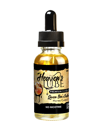 Heaven's Lube Queen Bee's Custard 30ml / 60ml