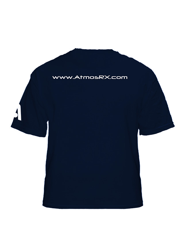 Men's T-Shirt - Blue