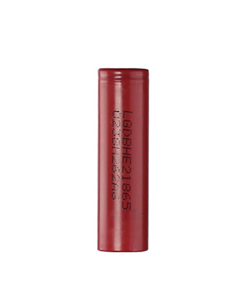 18650 LG HE2 High Drain Battery 2500mAh