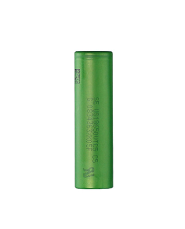 Sony VTC5 High Drain Battery 2500mAh   Green